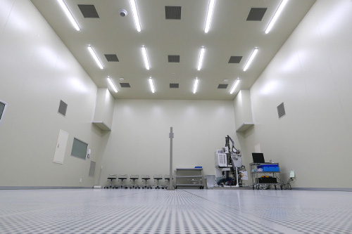 Managing the cleanroom environment